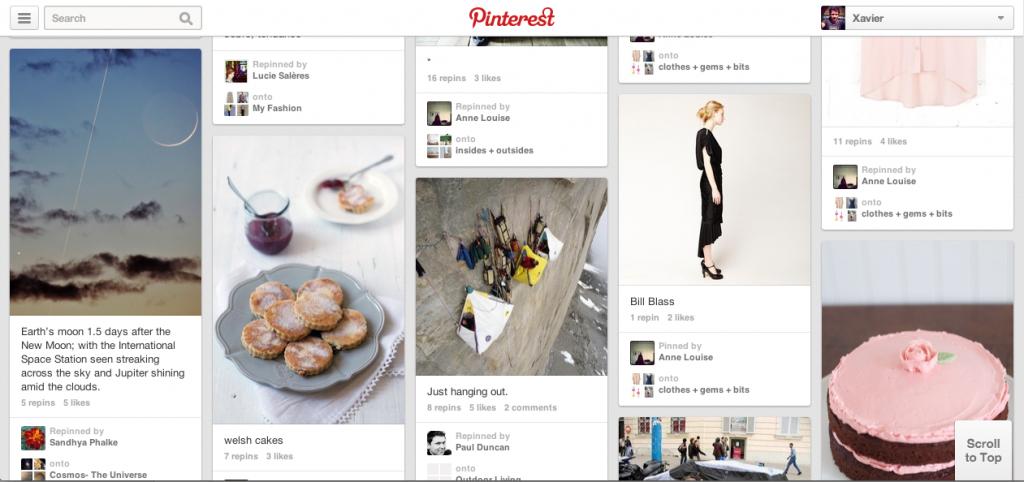 Pinterest, le ROI de l'ecommerce