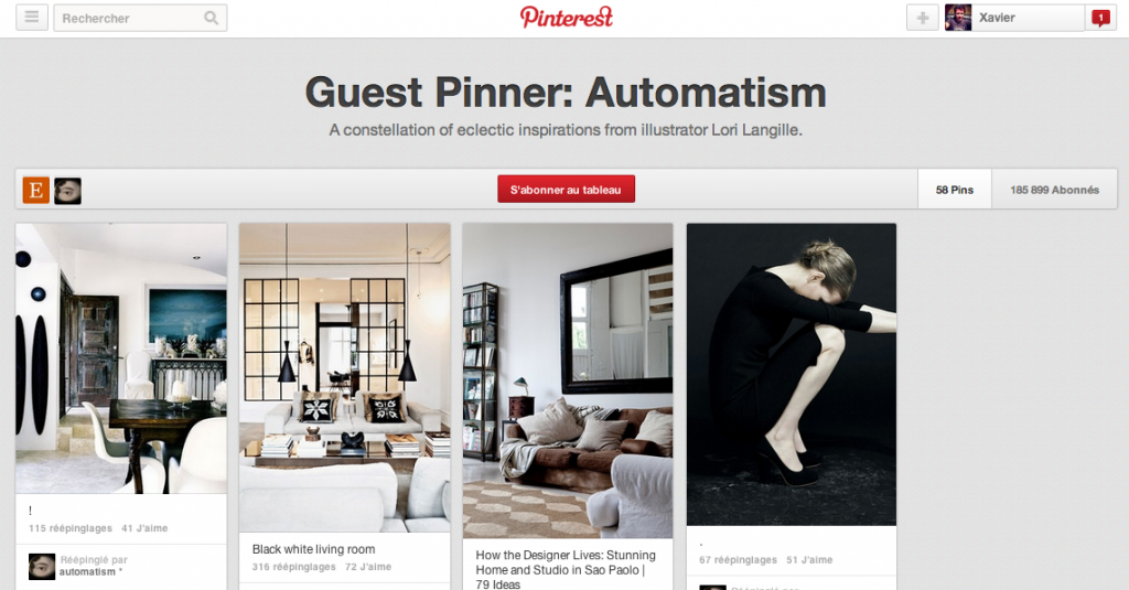 Pinterest laisser pinner vos guests