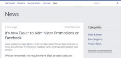Facebook facilite les jeux concours