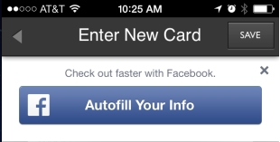 Facebook le paiement mobile arrive