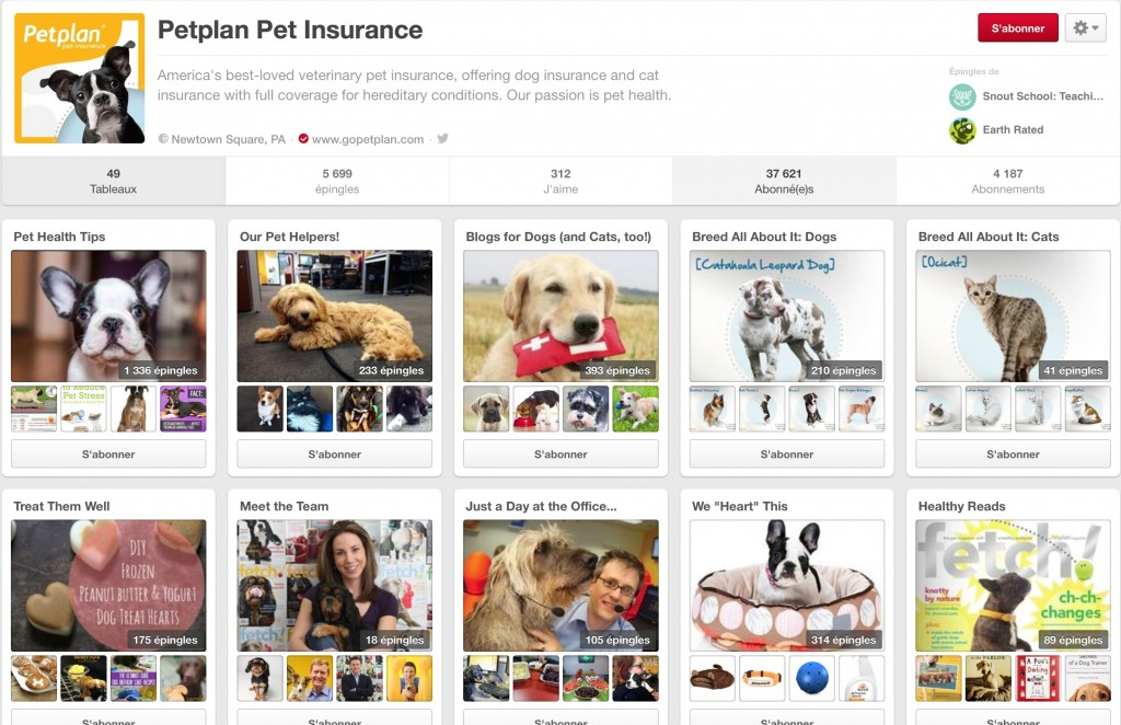 pet plan pinterest