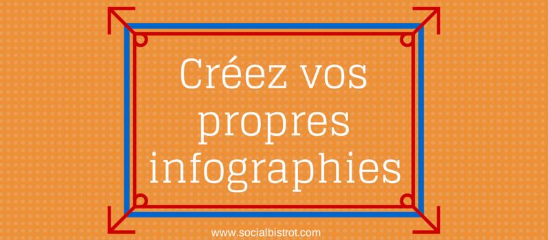 Créez vos propres infographies