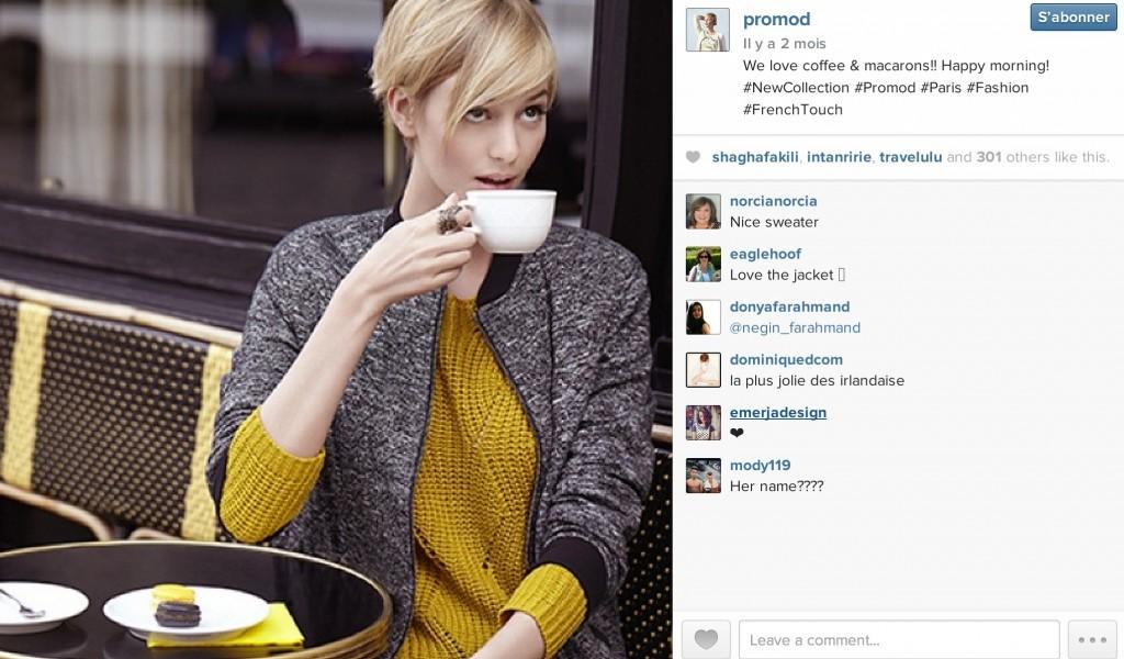instagram promod