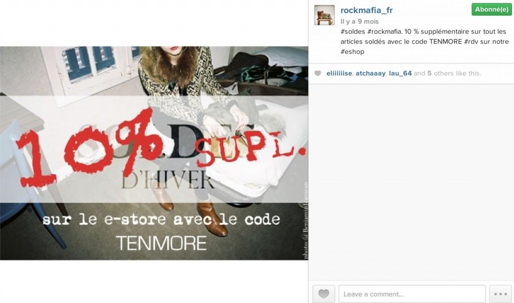 instagram rockmafia