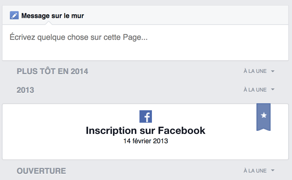 facebook vide