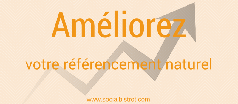 ameliorer referencement naturel