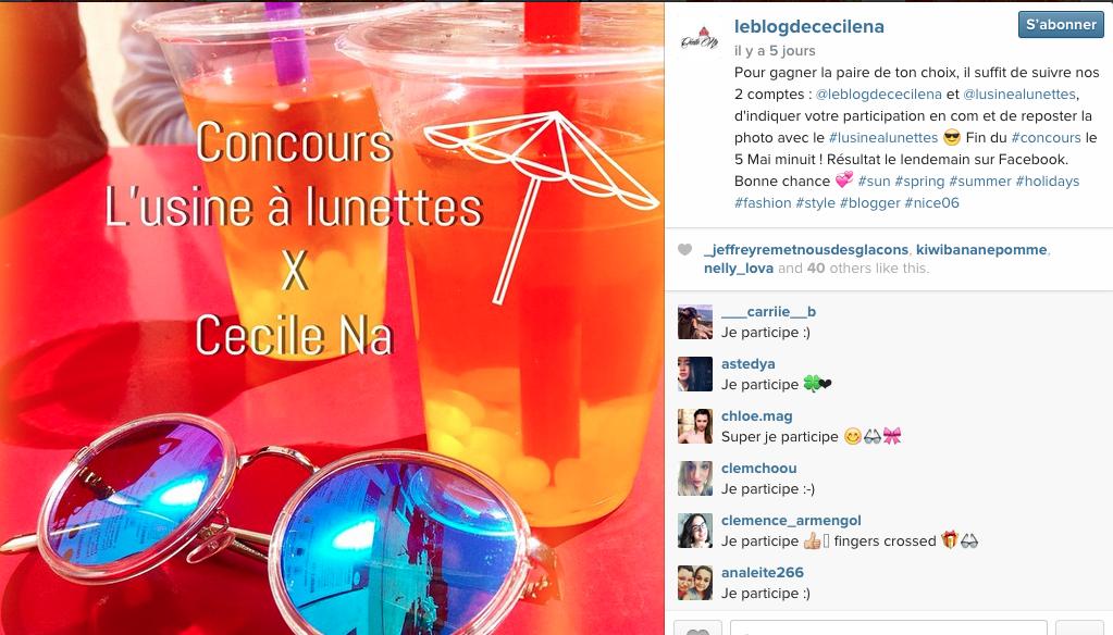 5 Conseils Pour Realiser Un Jeu Concours Sur Instagram