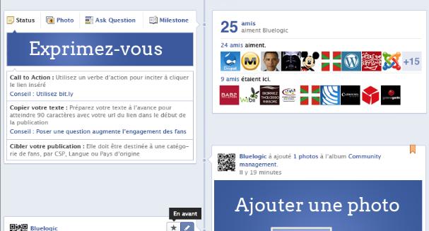Ecrire des statuts efficaces pour Facebook